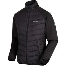 Regatta Bestla Hybrid Jacket Men black/black